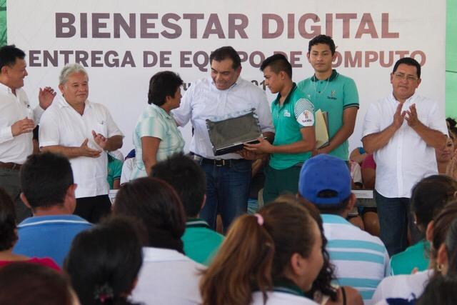 Bienestar Digital va por una mayor cobertura