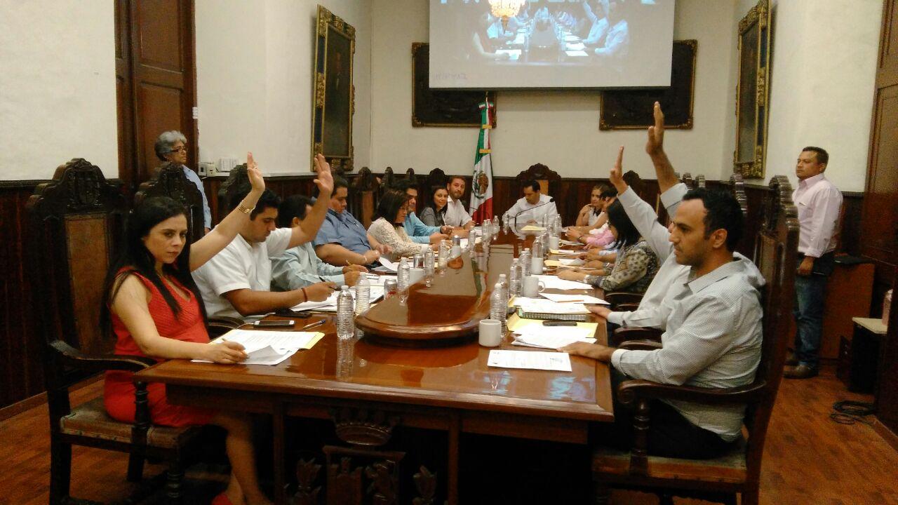 Ven regidores PRI Mérida 'pugna' de panistas