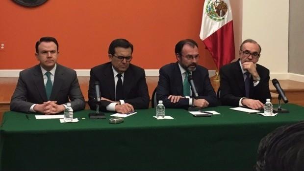 Inicia gobierno revisión interna de TLCAN