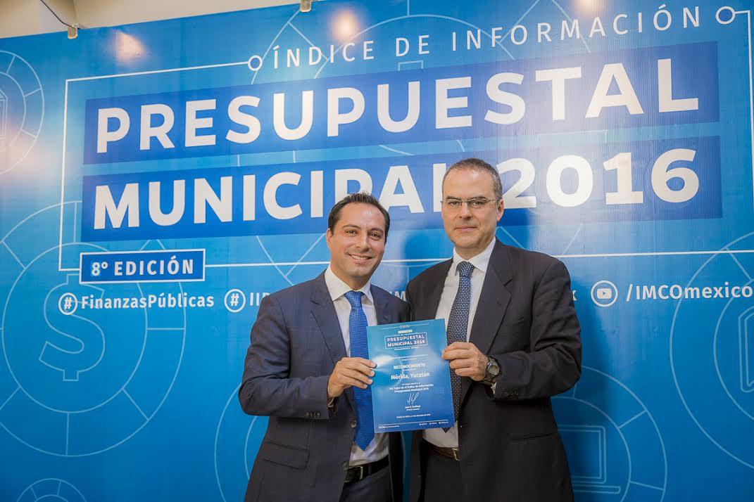 Avala IP mejora en calificación a Mérida por Standard & Poor's
