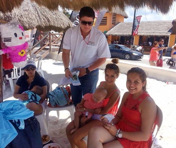 Aplican vigilancia sanitaria en zona costera y turística