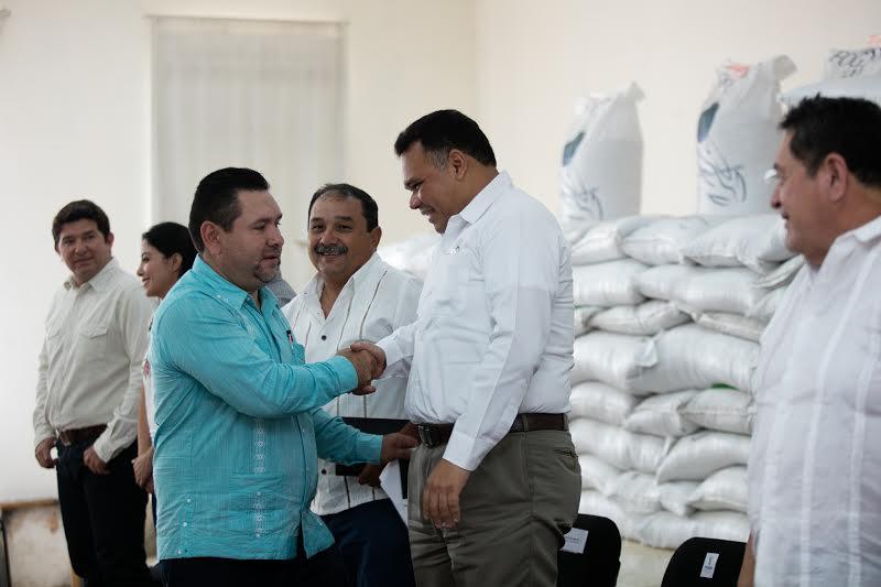 Apoyo paliativo para productores yucatecos ante sequía