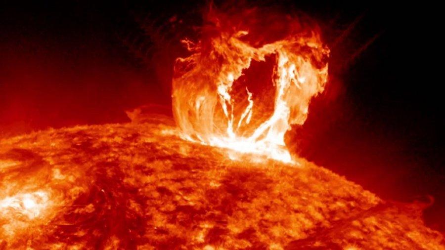 Influye actividad solar en calentamiento global