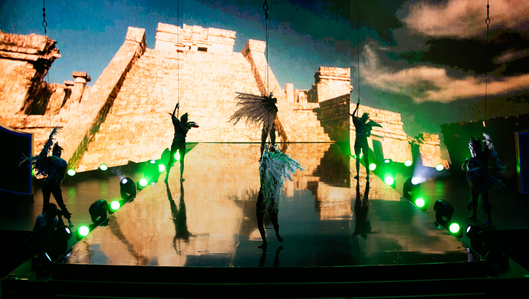 Presencia de Yucatán en Tianguis Turístico 2017