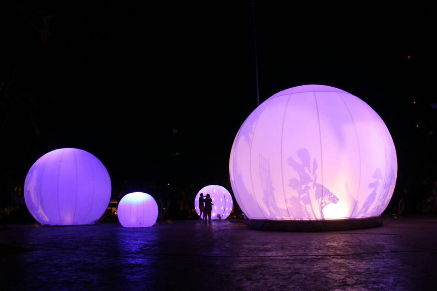 Abrirá Filux Mérida con expresiones artísticas y luces