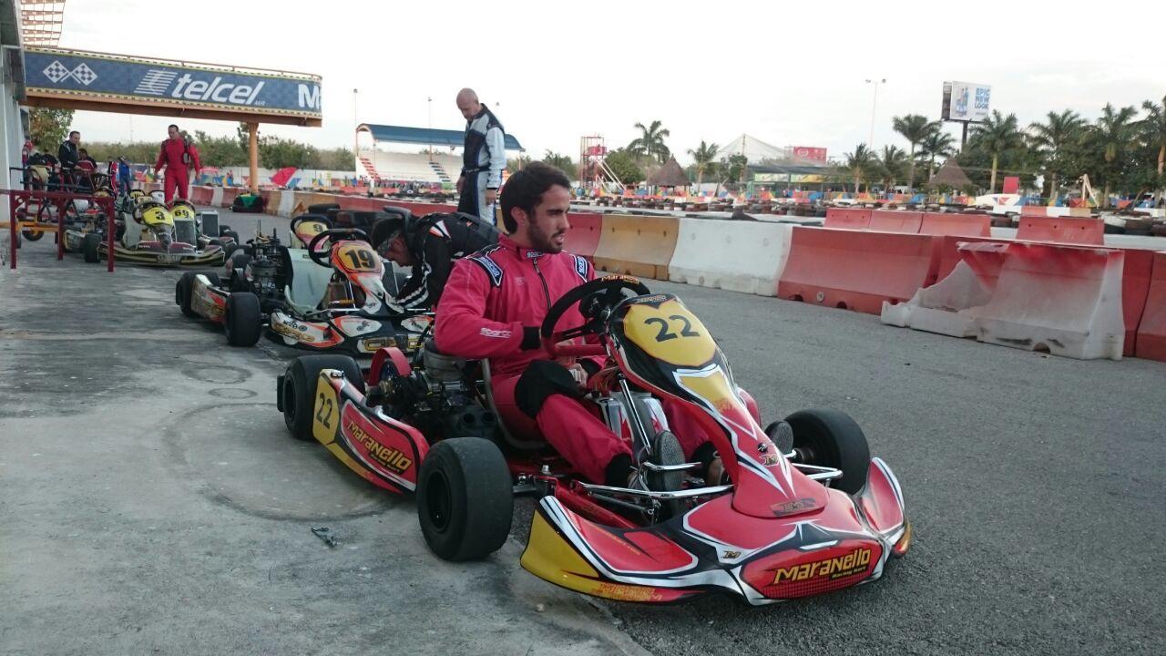 Fernando Barbachano, con la mira en 24 horas de Le Mans
