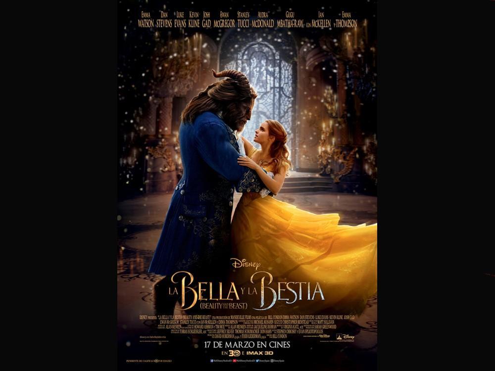 Curiosidades de 'La Bella y la Bestia'