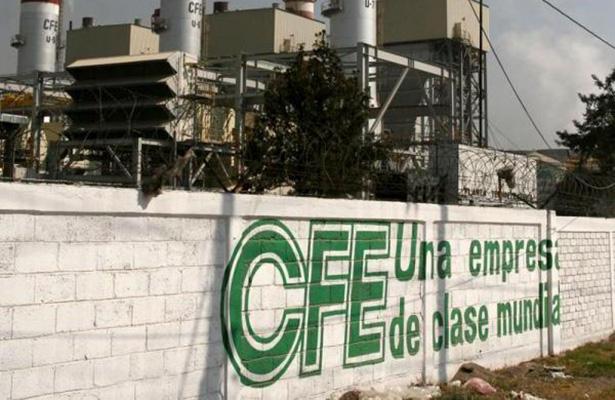 Crimen organizado acosa a la CFE