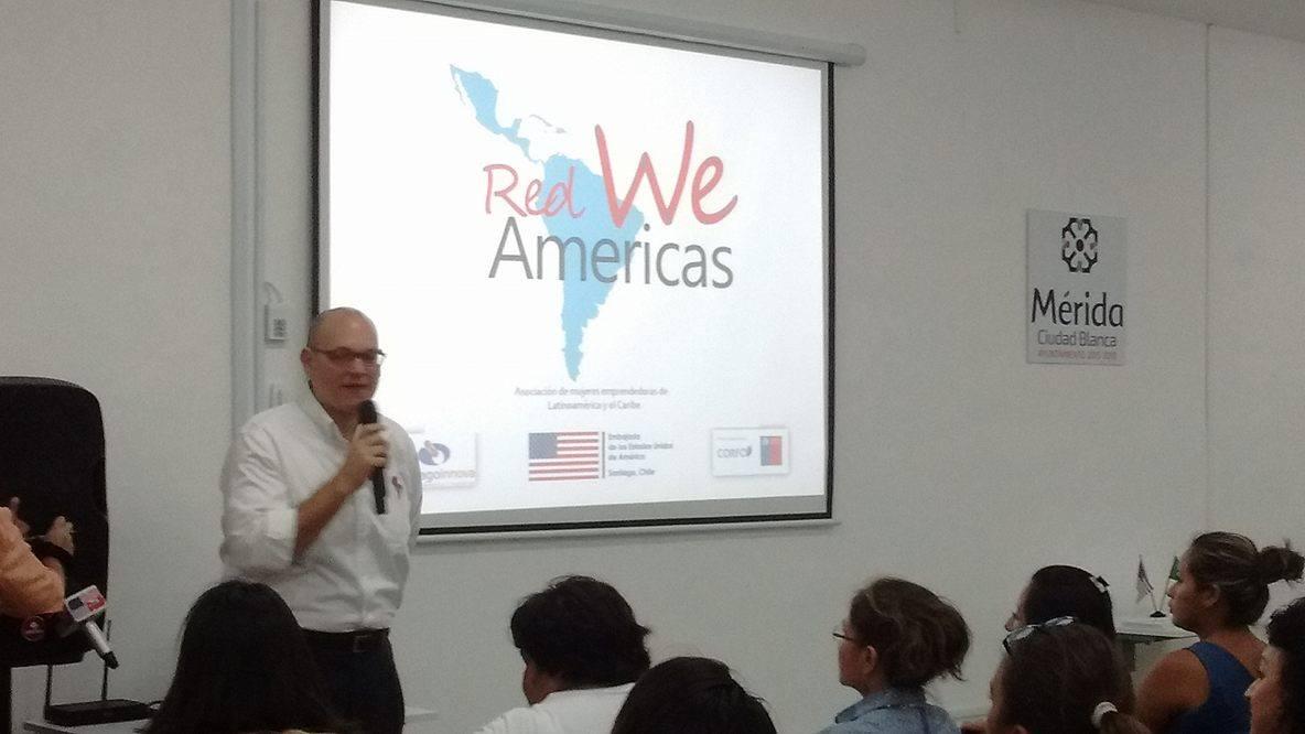 Programa We Americas, para mujeres emprendedoras