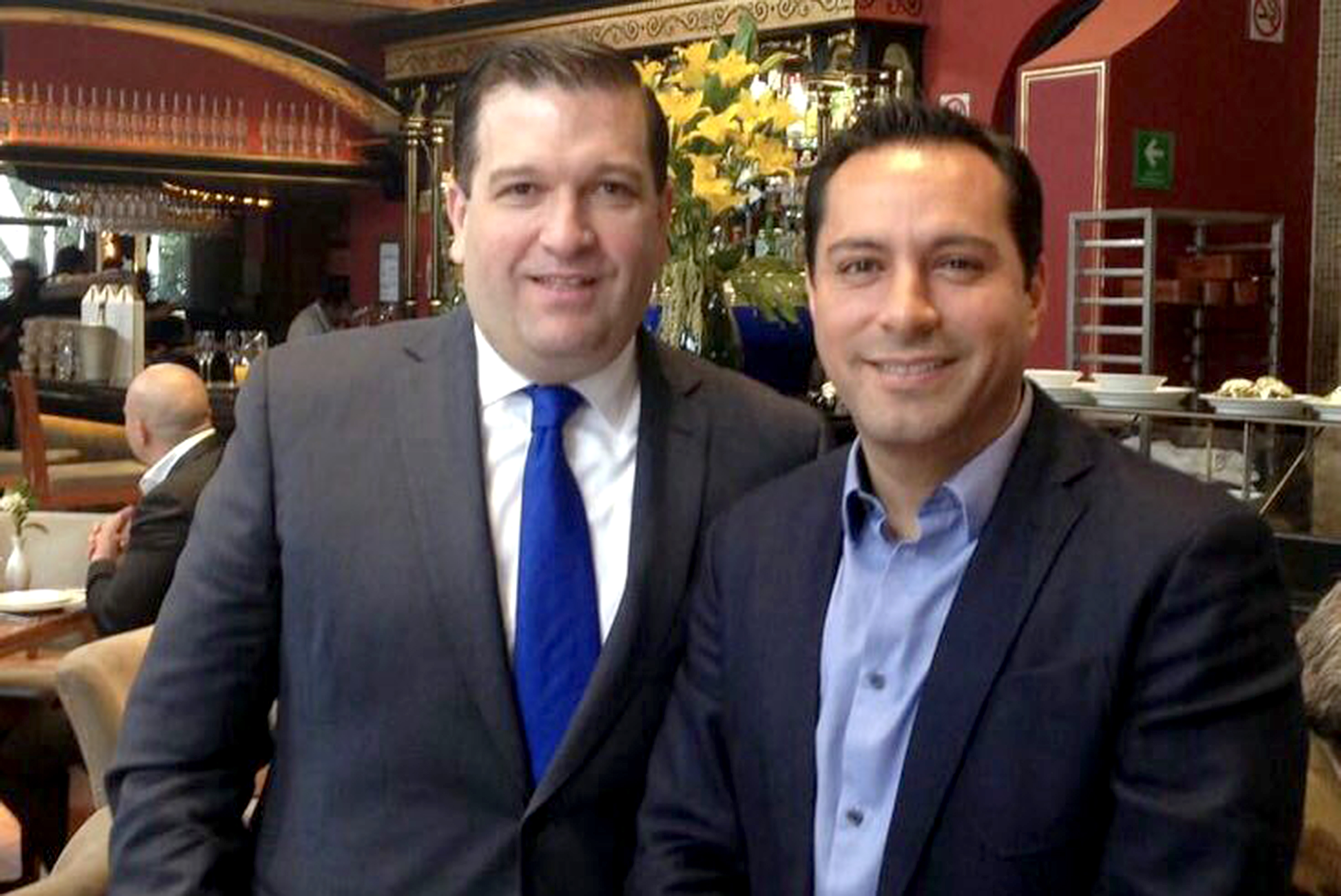Apoyaría Sener plan de Mérida contra cambio climático