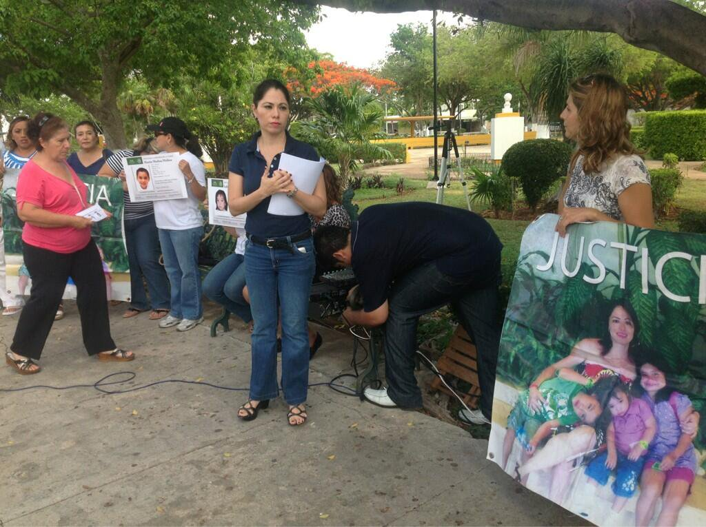 Ejecutan en Mérida a ex esposa de socio de Sainz Pineda