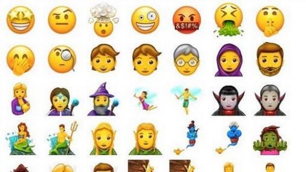 Estos serían los nuevos emojis que se incluirían en WhatsApp