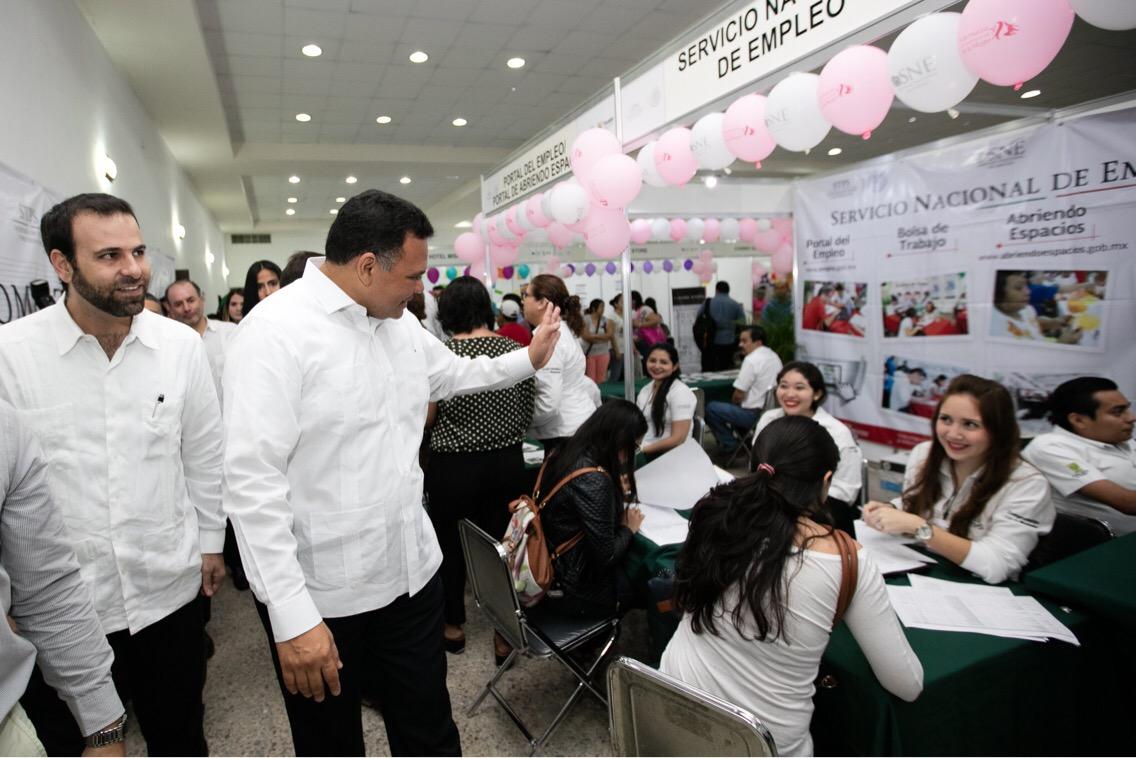 Oportunidades laborales para mujeres yucatecas