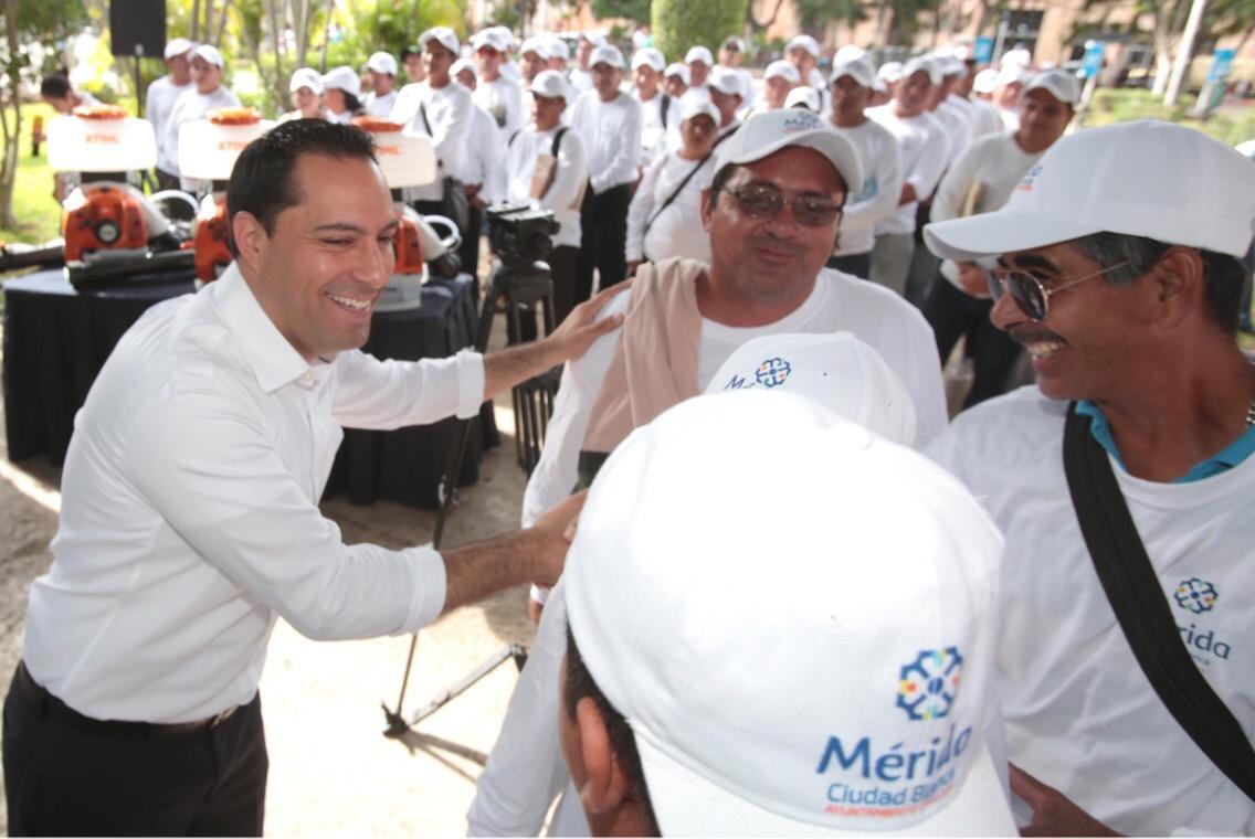 Inicia cuarta campaña de abatización en Mérida