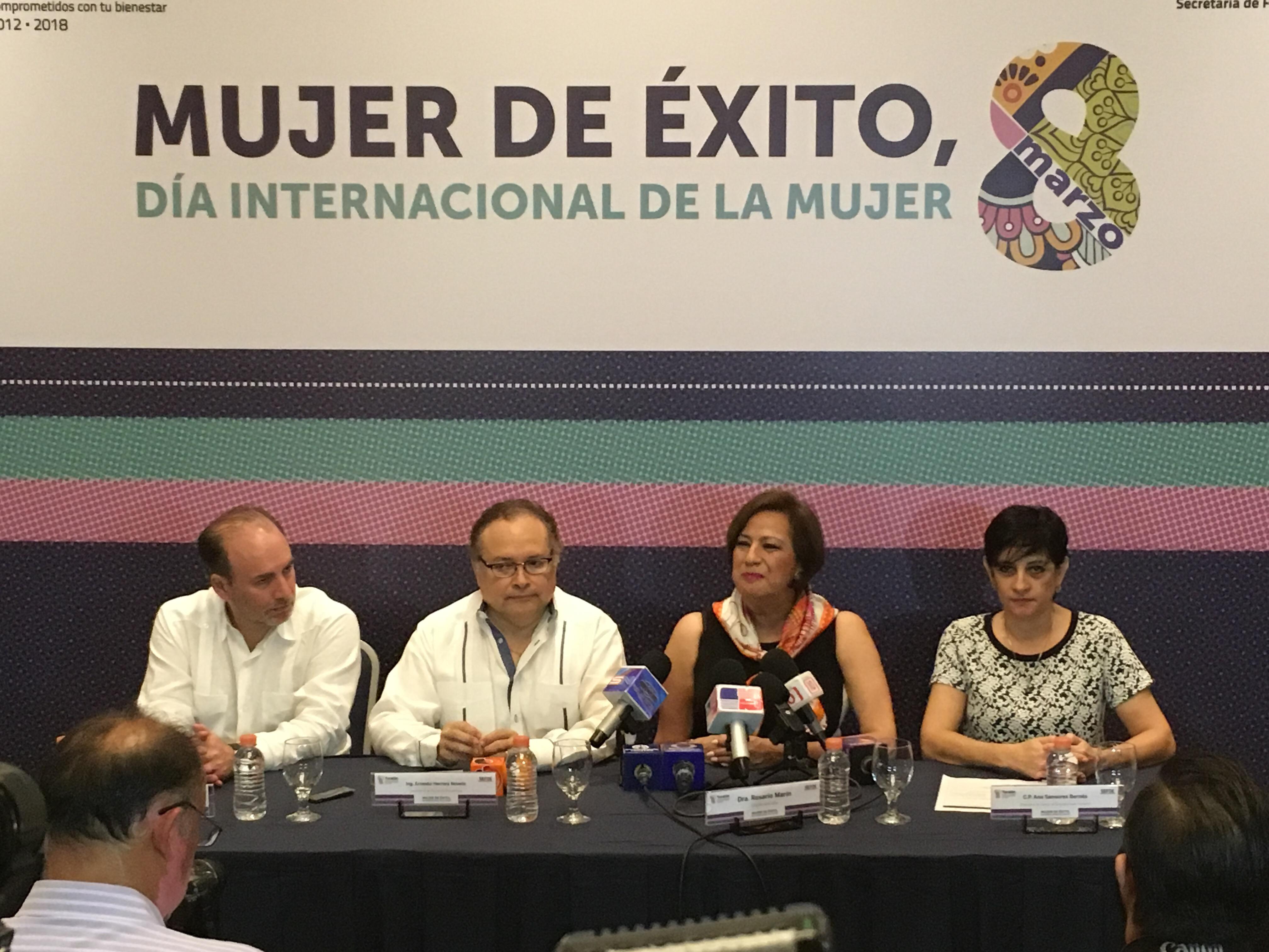 Es inhumano separar familias en EU.- Rosario Marín