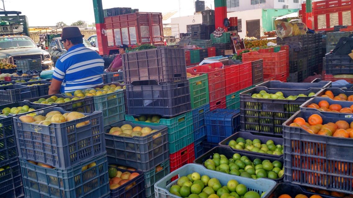 Se disparan precios de cítricos en mercados yucatecos