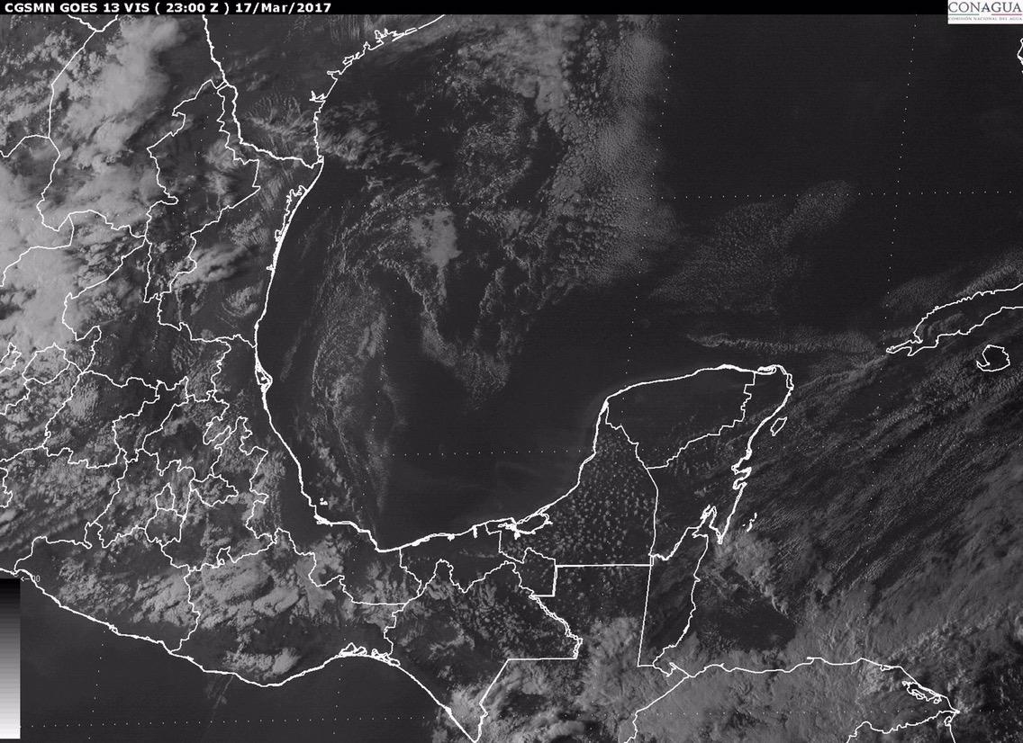 Calor y cielo despejado recibirán en Yucatán a la Primavera