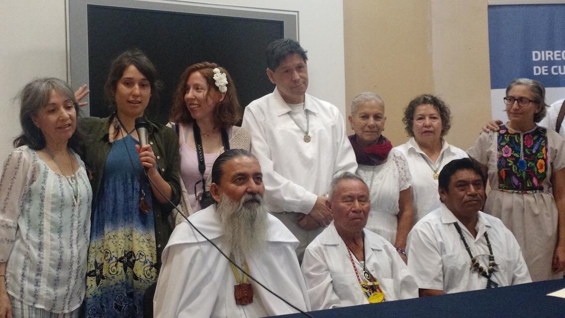 'Peregrinos del Nuevo Sol', en equinoccios mayas