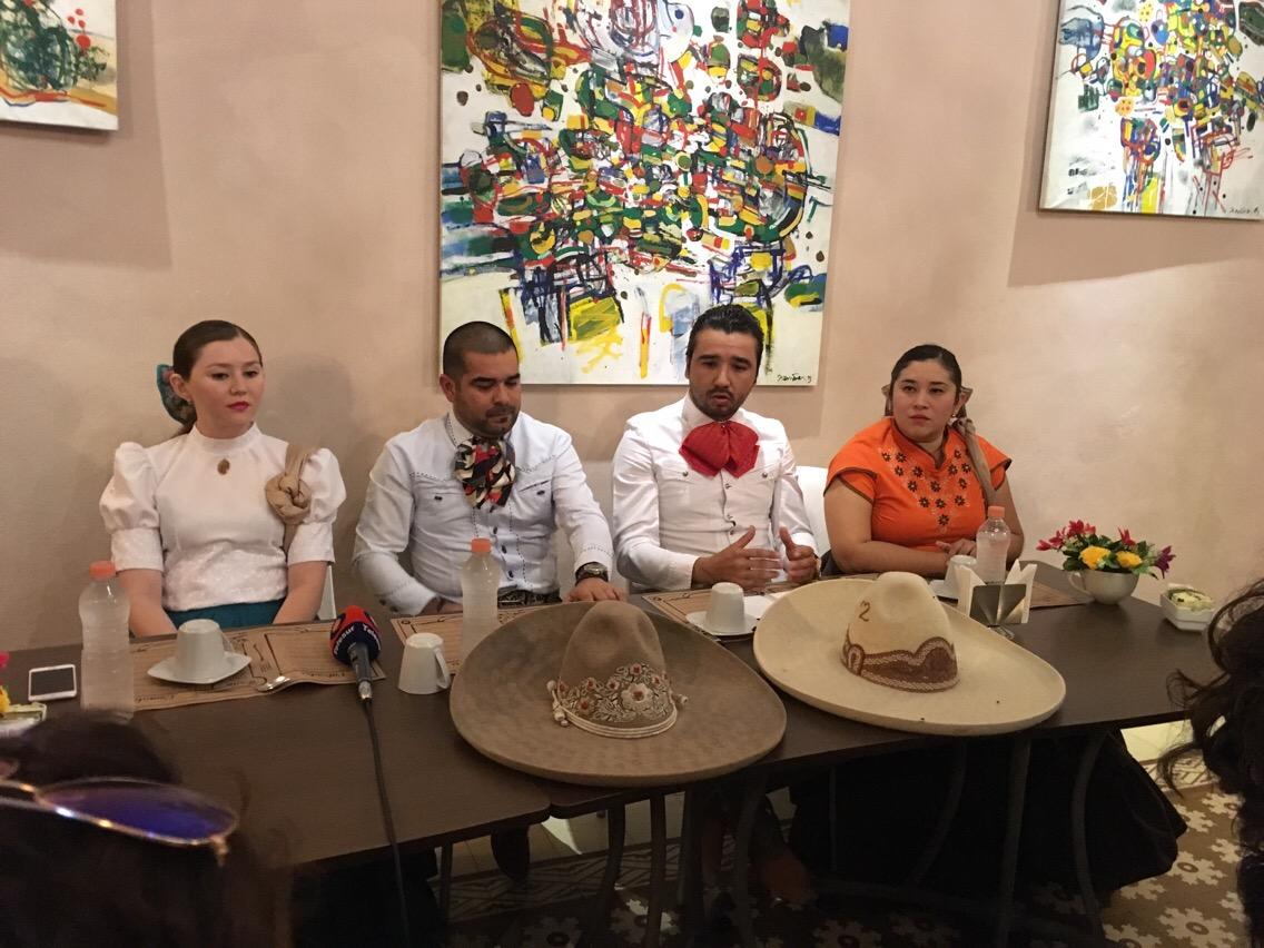 Yucatán, sede del Primer Circuito Peninsular Charro