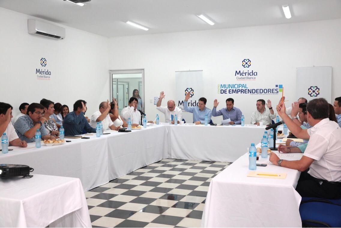 Presentan 'mega inversión' a Consejo Ciudadano de Seguimiento y Ejercicio del Presupuesto