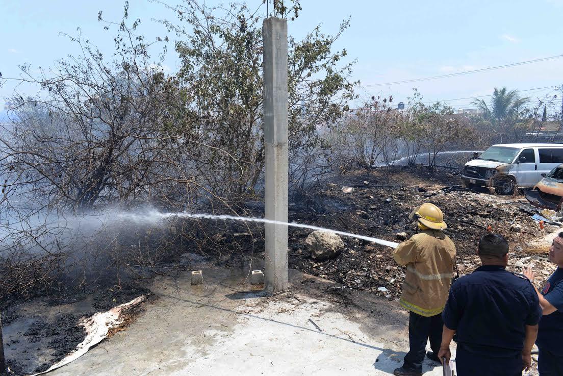 Alcanzan incendios a20 municipios yucatecos