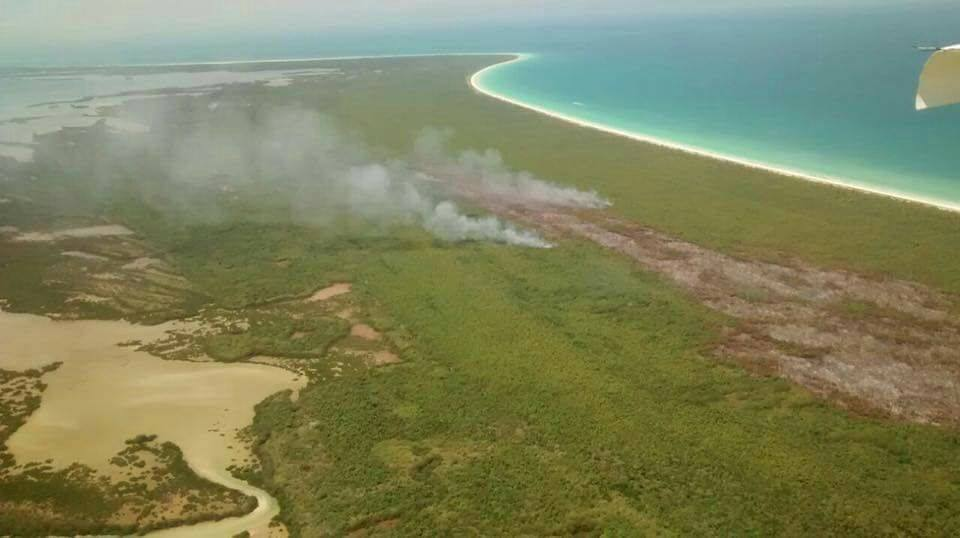 Arranca fase más cruda de calor y sequía en Yucatán
