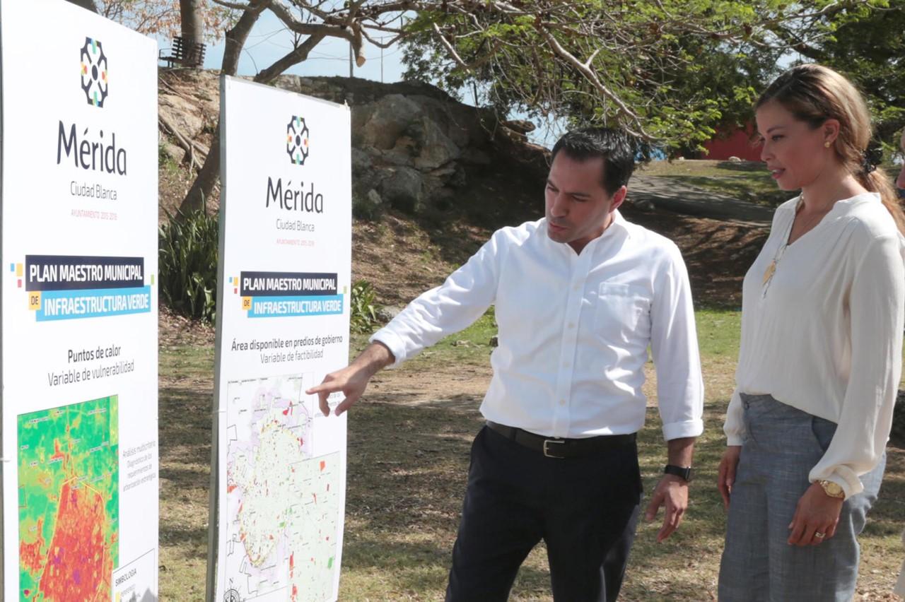 Lidera Mérida por sus acciones en cambio climático