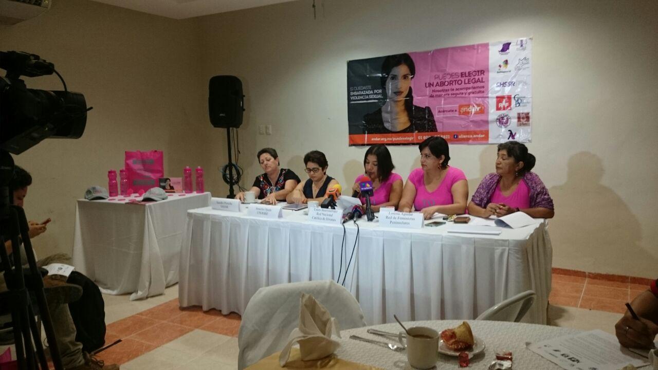 Mujeres, 'más agresivas' en defensa de derechos