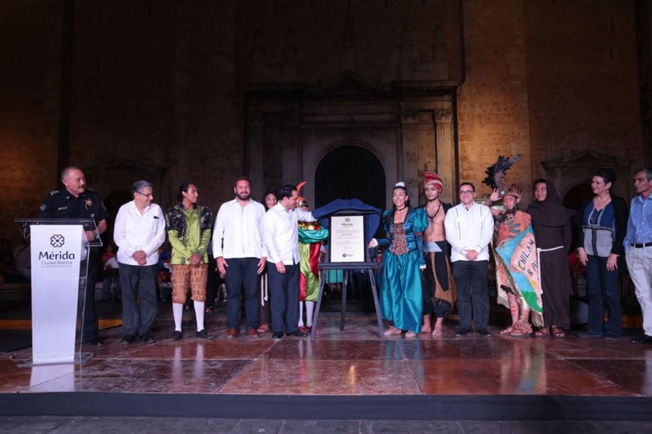 'Noches de Leyenda' en Mérida llegó a mil funciones