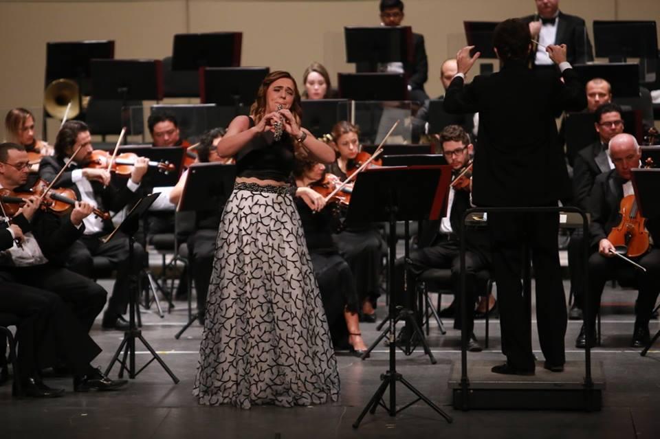 Resurge el oboe como instrumento de concierto