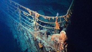 La misteriosa bacteria que está consumiendo al Titanic