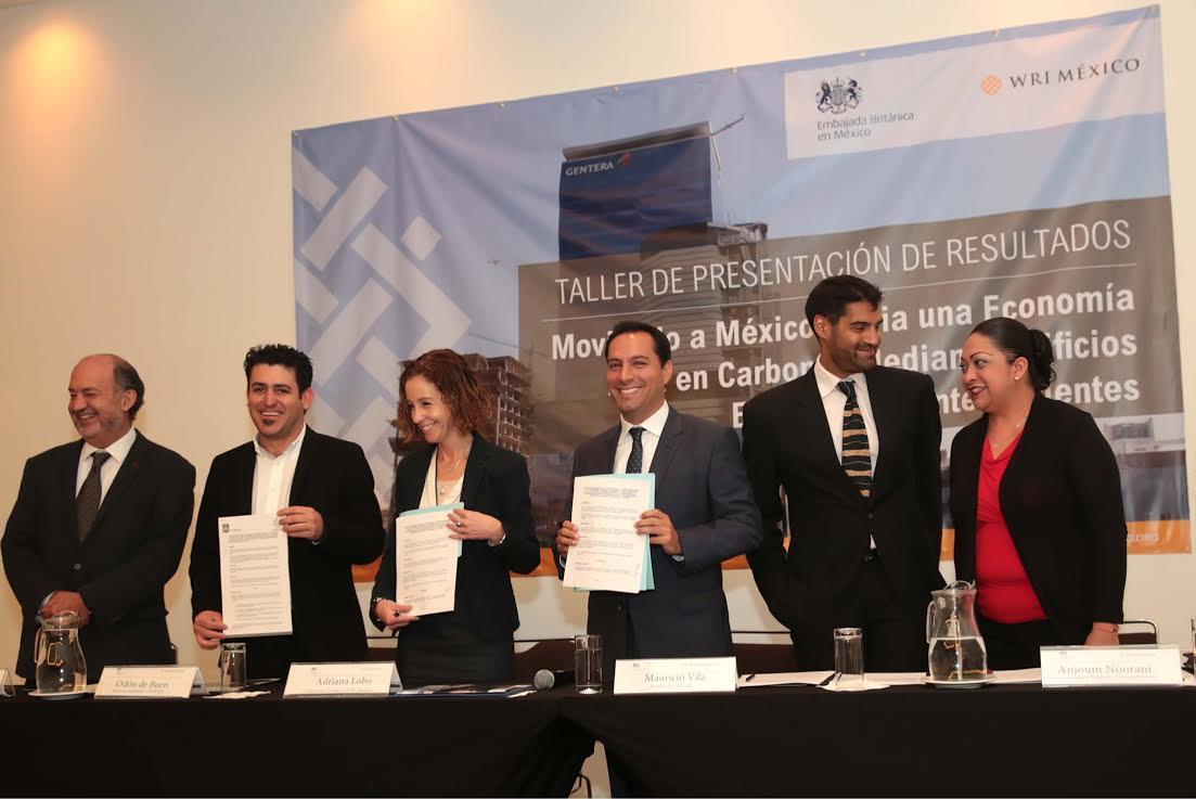 Adopta Mérida 'agenda verde' y contra cambio climático