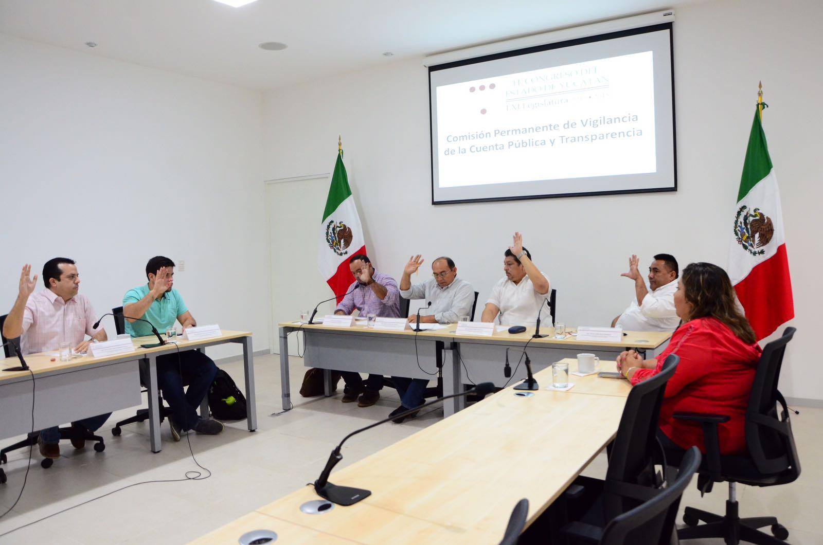 Inicia procedimiento para designar nuevo Auditor Superior en Yucatán