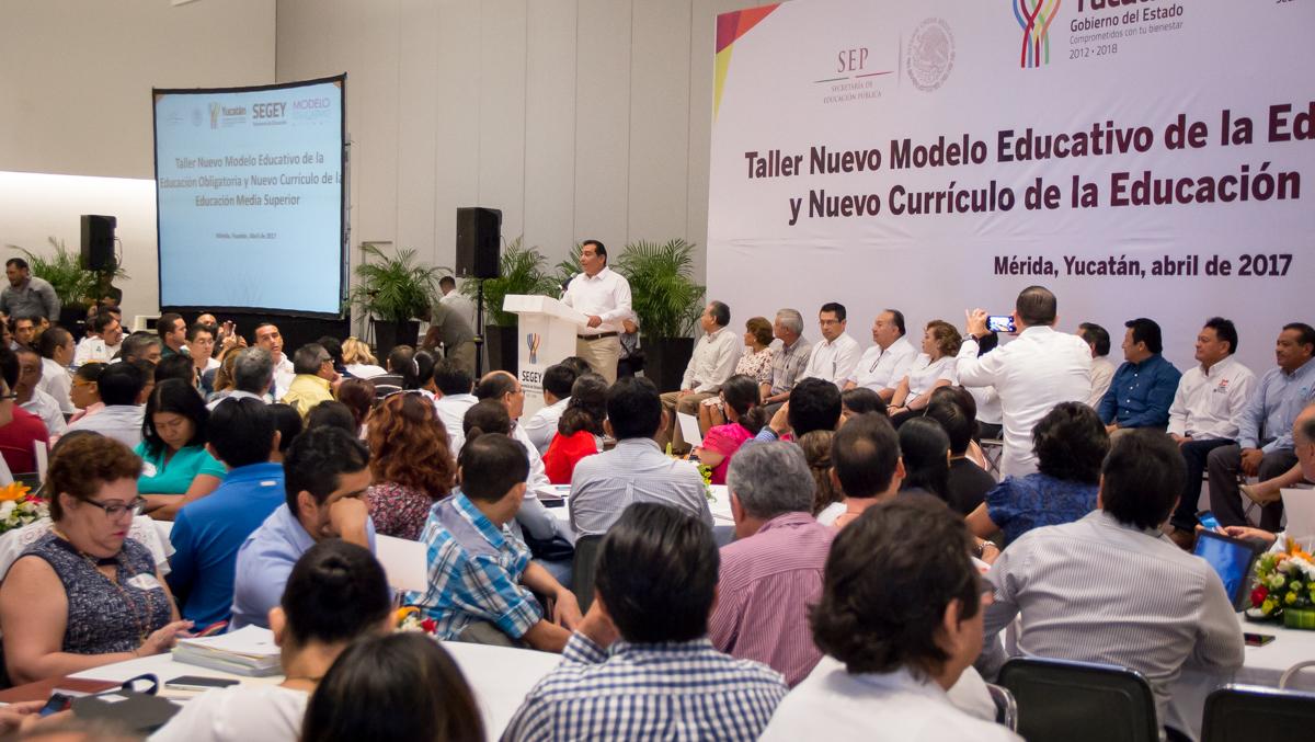 Inicia la implementación del Nuevo Modelo Educativo