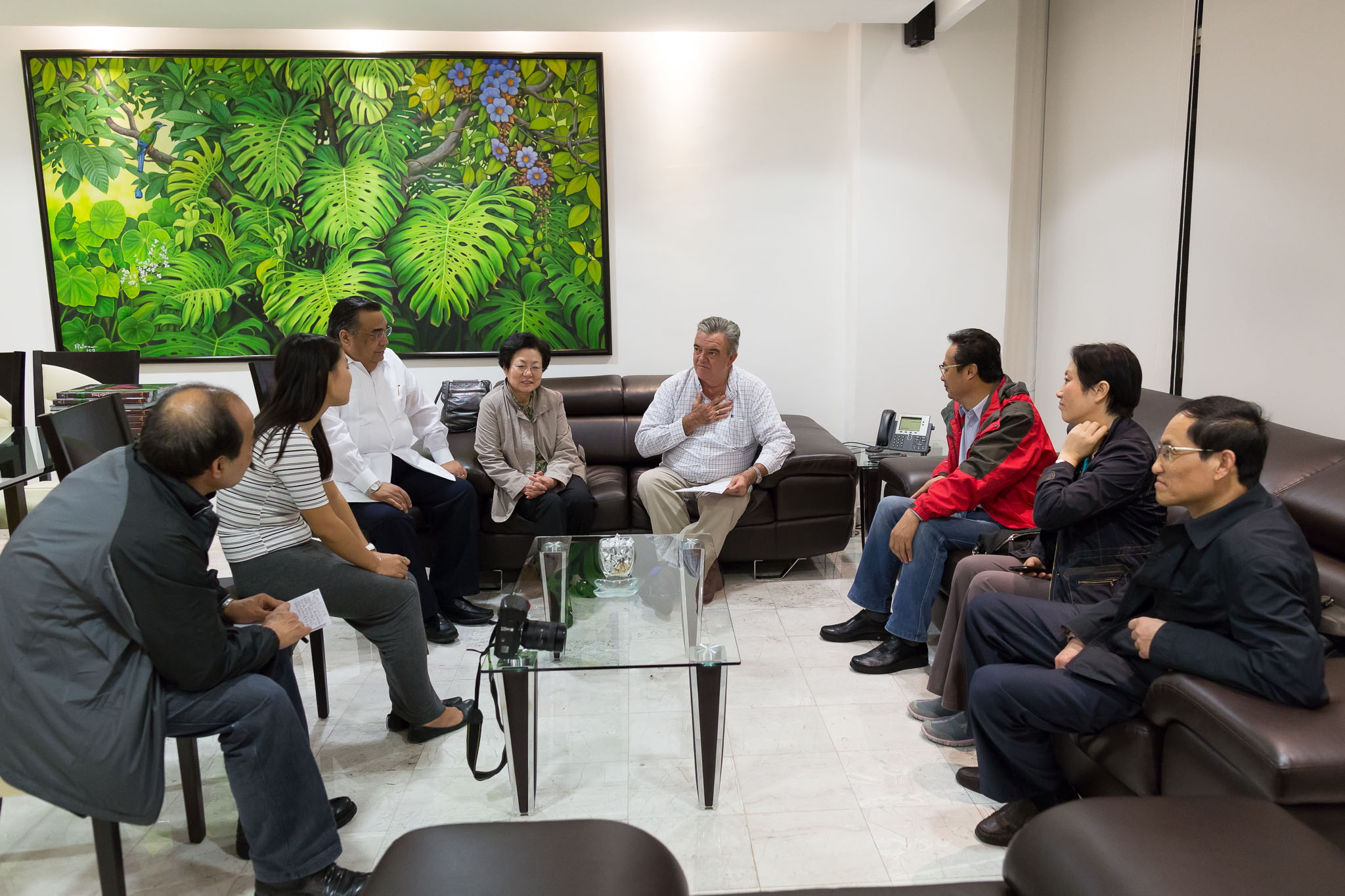Yucatán refrenda su cooperación con China