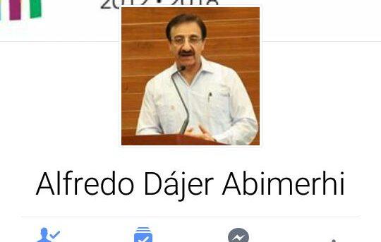 Dájer Abimerhi, el funcionario yucateco más clonado en Facebook