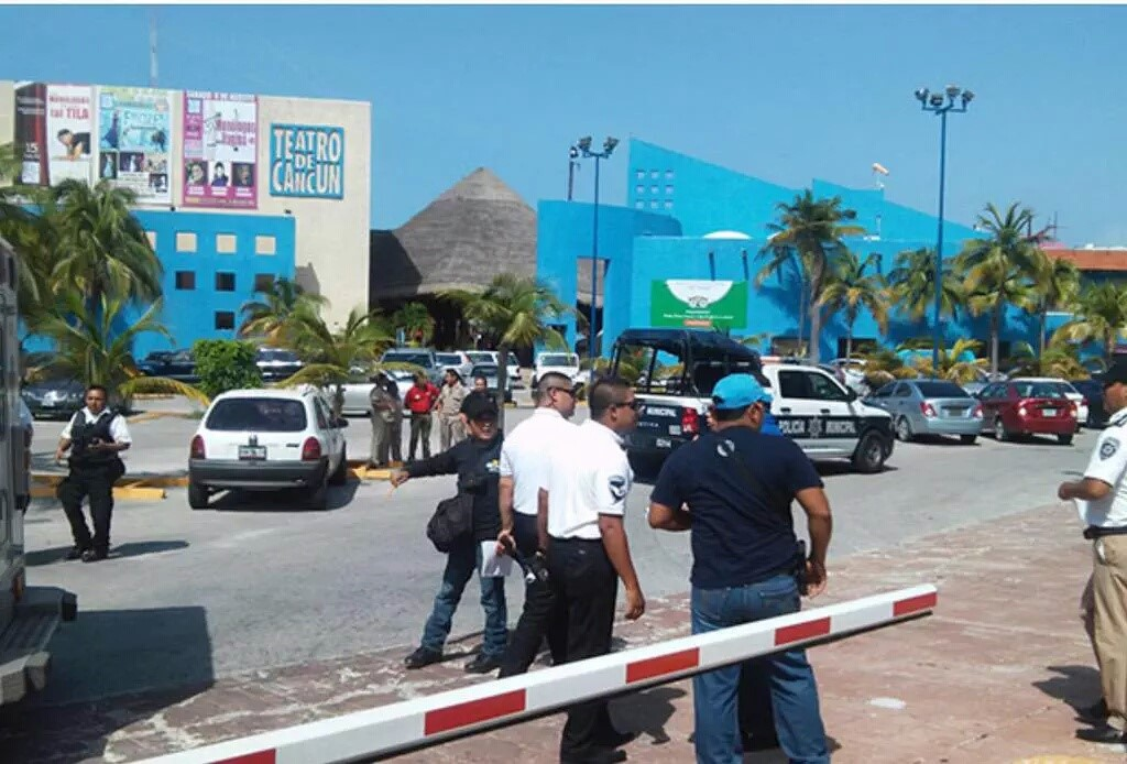 'Narco-motociclistas', criminales de moda en Cancún