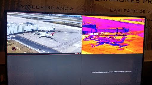 Aeropuerto de Mérida, con blindaje antiterrorista