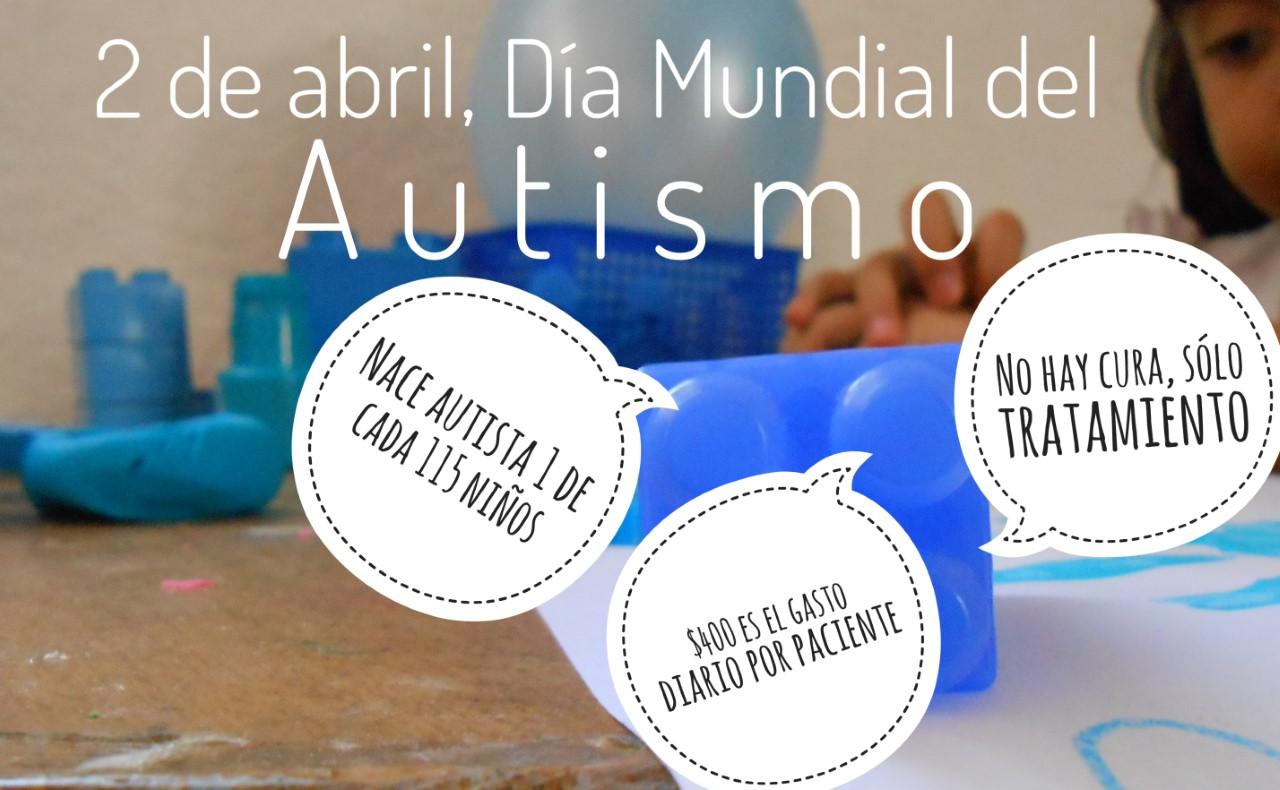 Cinco señales que te dicen que tu hijo es autista