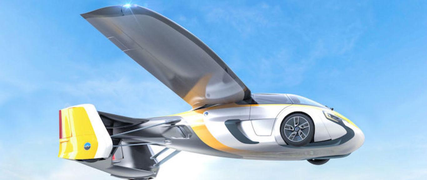 Uber 'volador' llegaría en 2020