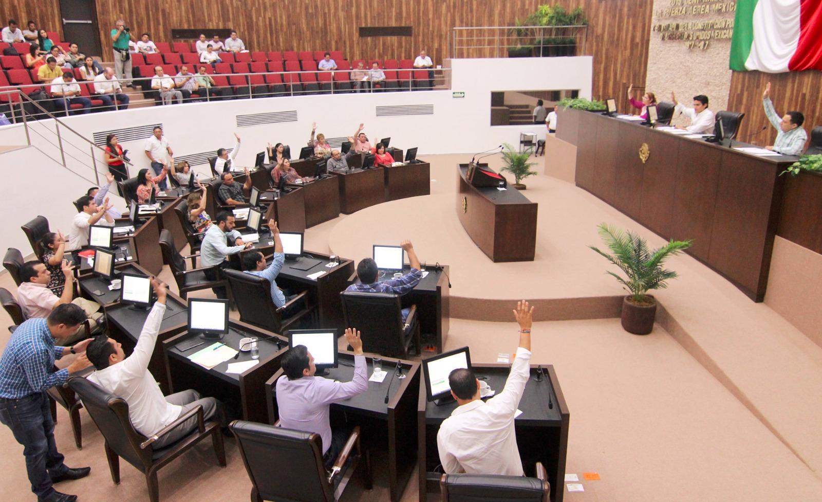 Avala Congreso Yucatán Ley de Conservación y Desarrollo de Arbolado Urbano