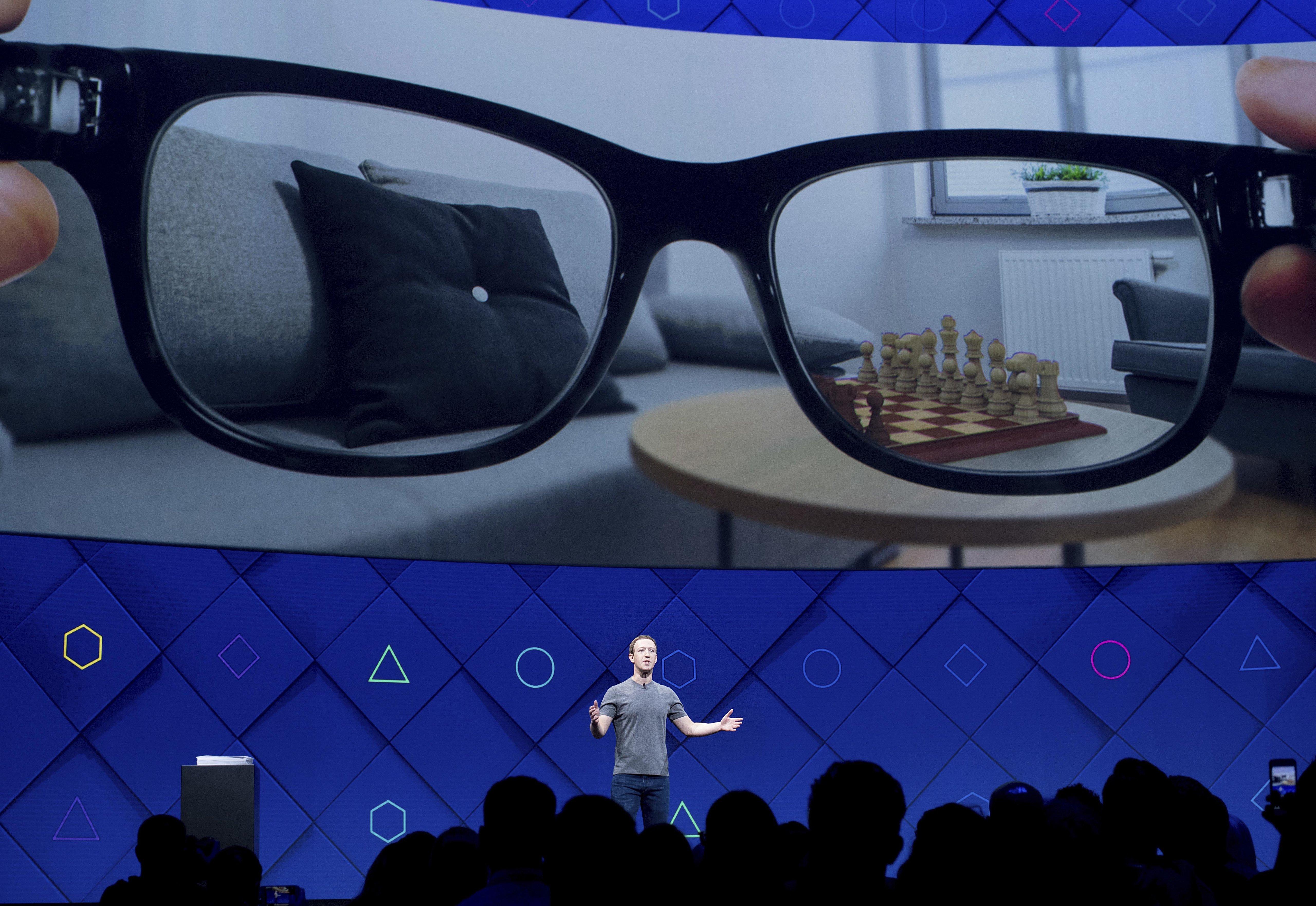 Realidad aumentada cambiará el futuro, promete Facebook