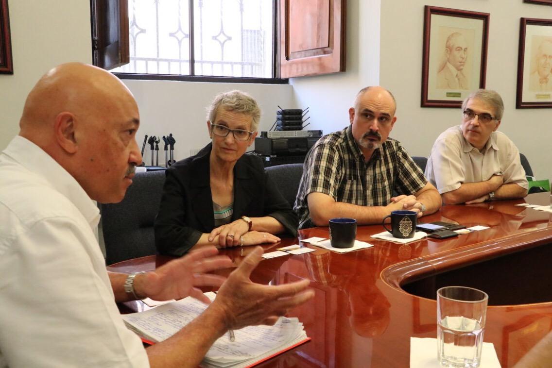 Universidades de Canadá buscan aprendizajes en zonas rurales de Yucatán