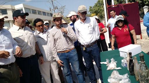 Reporta INAH hallazgos en obras viales de Mérida