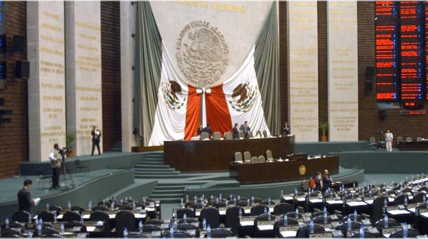 Legisladores federales, opacos y omisos en gastos