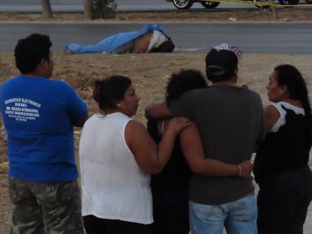 Pierde la vida al cruzar el periférico de Mérida