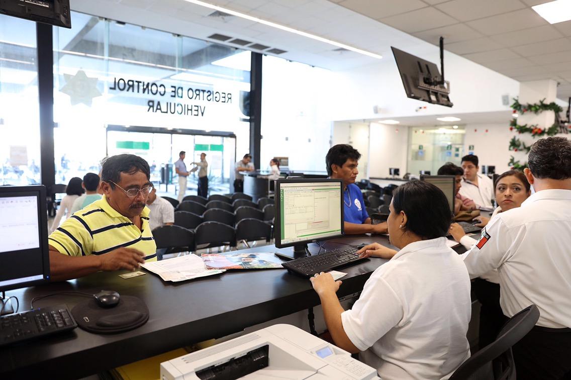 Apenas 23% de vehículos en Yucatán han reemplacado