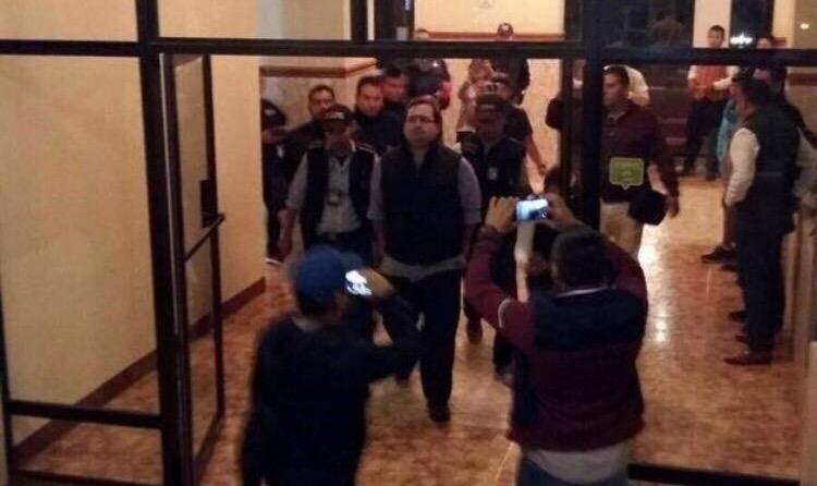 Detenido Javier Duarte tras escape de seis meses