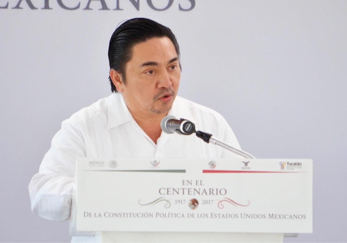 Magistrado Celis Quintal asume presidencia de Conatrib