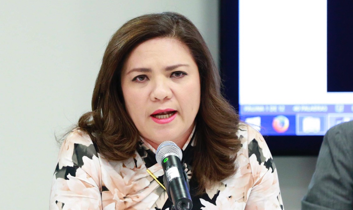 Senadora exige castigo para esposa de Javier Duarte